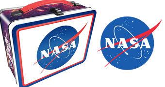 Lancheira NASA para Viajantes Espaciais