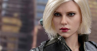 Black Widow (Scarlett Johansson) em Vingadores: Guerra Infinita – Action Figure Perfeita 1:6 Hot Toys