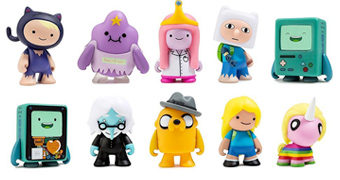 "Mini-Figuras Hora de Aventura ""Fresh 2 Death"" (Blind-Box)"