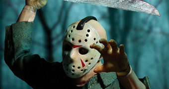 Action Figure Jason Voorhees (Sexta-Feira 13) One:12 Collective da Mezco