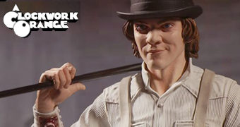 Action Figure 1:6 A Clockwork Orange (Laranja Mecânica)