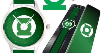 Relógio de Pulso DC Watch Collection: Lanterna Verde