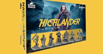 Jogo de Tabuleiro Highlander Board Game