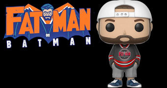Boneco Pop! Kevin Smith Fatman on Batman