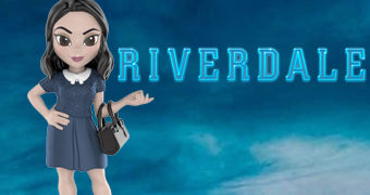 Boneca Veronica Lodge Rock Candy da Série Riverdale