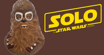 Pote de Cookies Chewbacca (Solo: A Star Wars Story)
