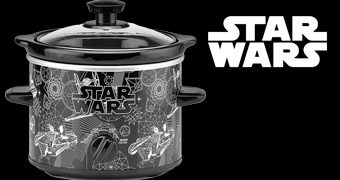 Panela Elétrica Star Wars Slow Cooker