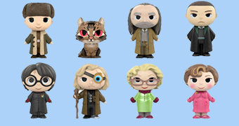 Harry Potter Mystery Minis Série 3 – Mini-Figuras Funko Blind-Box