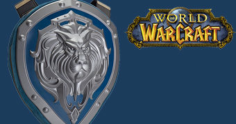 Mochila World of Warcraft: Stormwind Shield