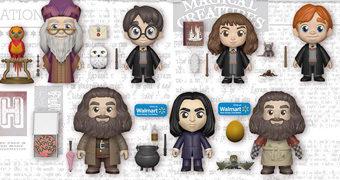Harry Potter 5 Star – A Nova Linha de Bonecos Funko