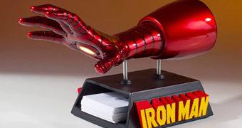 Porta Cartões de Visita do Iron Man