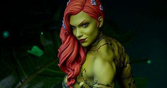 Poison Ivy Premium Format (Hera Venenosa) – Estátua 1:4 Sideshow Collectibles