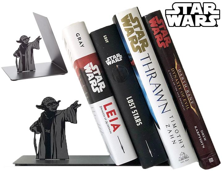 Aparador Sala De Jantar Moderno ~ Yoda Usando a Força u2013 Apoio de Livros Star Wars  Blog de Brinquedo howlDb
