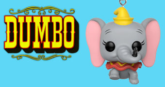 Chaveiro Dumbo Funko Pocket Pop!