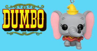 Chaveiro Dumbo Funko Pocket Pop!