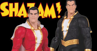 Action Figures DC Essentials Shazam & Black Adam