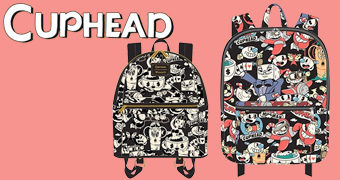 Mochilas do Game Cuphead