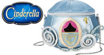 Bolsa Carruagem de Abóbora da Cinderela por Danielle Nicole
