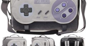 Mochila, Bolsa e Valise Controle do Super Nintendo
