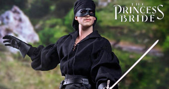 Action Figure Perfeita The Princess Bride (A Princesa Prometida): Westley/Pirata Roberts (Cary Elwes)