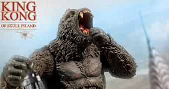 Action Figure King Kong em Kong: Ilha da Caveira