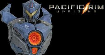 Cofre Gipsy Avenger em Pacific Rim: Uprising (Círculo de Fogo: A Revolta)