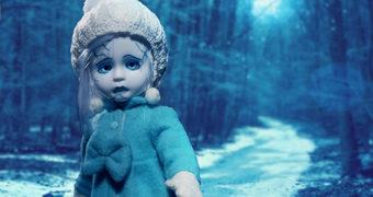 Boneca Frozen Charlotte Living Dead Dolls