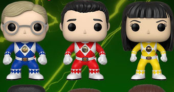 Bonecos Pop! TV Power Rangers
