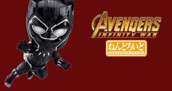 Boneco Nendoroid Pantera Negra – Vingadores: Guerra Infinita