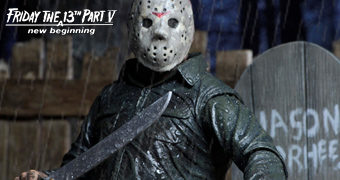 "Sexta-Feira 13 Parte 5: Jason ""Dream Sequence"" Ultimate Action Figure"