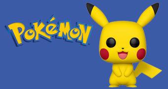 Pikachu Pop! – O Primeiro Boneco Pokémon Pop!