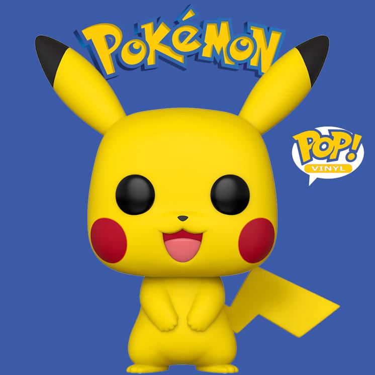 Pikachu Pop O Primeiro Boneco Pok 233 Mon Pop 171 Blog De