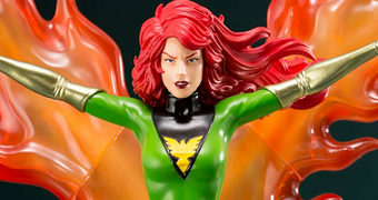 Estátua Phoenix (Jean Grey) ArtFX+ 1992 X-Men Animated Series