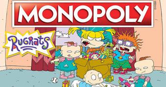 Jogo Monopoly Rugrats: Os Anjinhos (Nickelodeon)