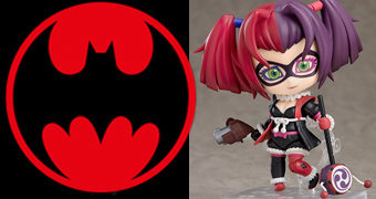 Boneca Nendoroid Harley Quinn: Sengoku – Batman Ninja de Junpei Mizusaki