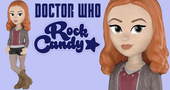 Boneca Amy Pond Rock Candy (Doctor Who)