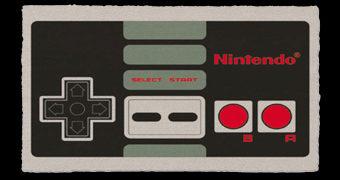 Capacho Nintendo Gamepad NES