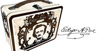 Lancheira Edgar Allan Poe