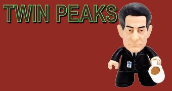 Twin Peaks TITANS: Agente do FBI Dale Cooper