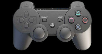 Brinquedo Anti-Stress PlayStation DualShock Gamepad
