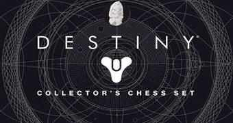 Xadrez Temático dos Games Destiny e Destiny 2