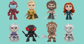 Aquaman Mystery Minis – Mini-Figuras Funko Blind-Box