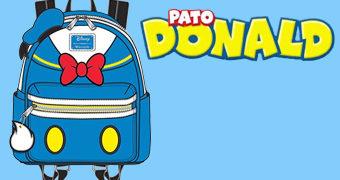 Mochila Pato Donald