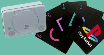 Baralho PlayStation PS1