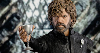Tyrion Lannister (Peter Dinklage) Mão da Rainha – Action Figure Perfeita Game of Thrones 1:6 ThreeZero