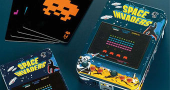 Baralho Space Invaders