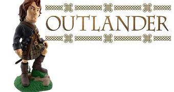 Jamie Fraser da Série Outlander – Figura de Vinil Cryptozoic