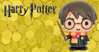 Cofre Harry Potter Chibi