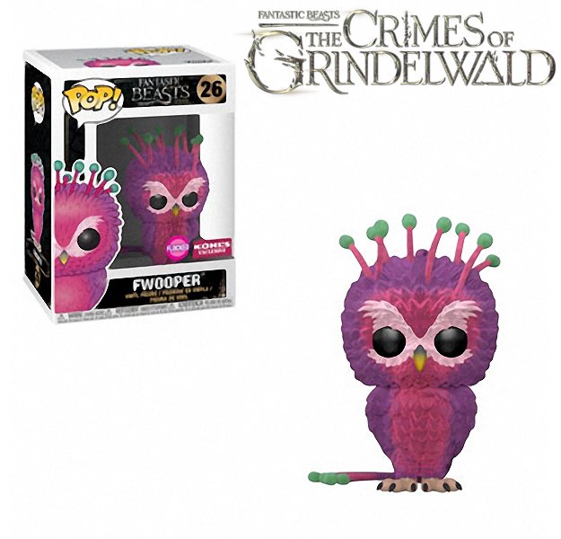 Bonecos Pop Animais Fant 225 Sticos Os Crimes De Grindelwald