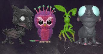 Bonecos Pop! Animais Fantásticos: Os Crimes de Grindelwald